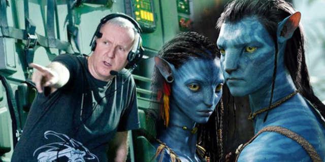 Avatar 2 Production Shooting Summer 2017 James Cameron