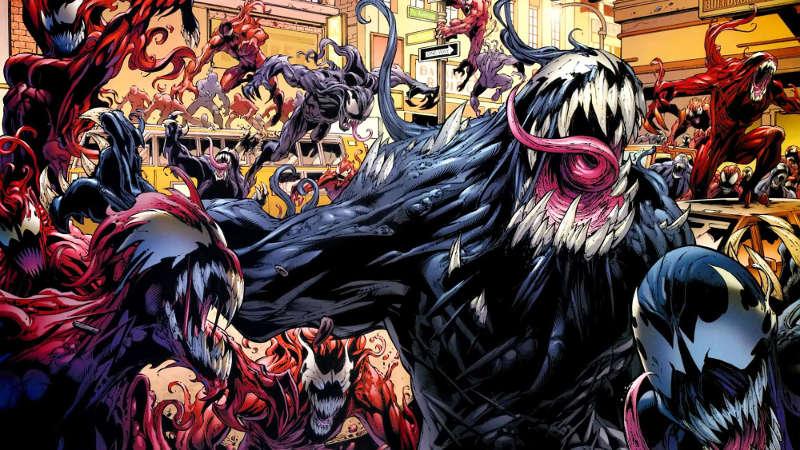 Avengers Infinity War Klyntar