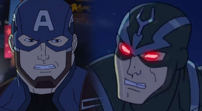 avengers ultron revolution civil war finale inhumans black bolt versus captain america