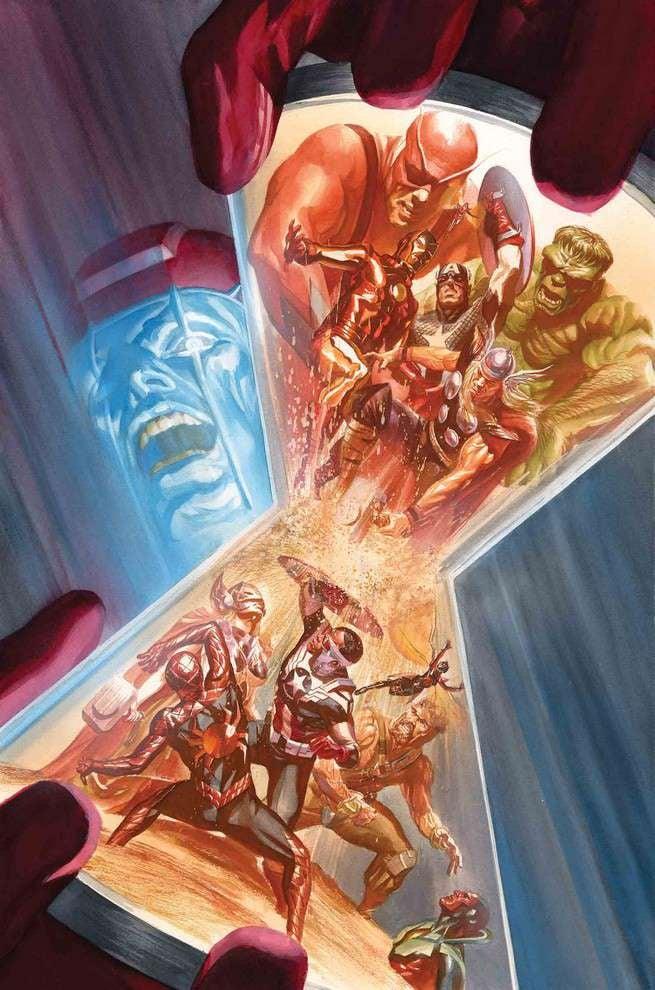 Avengers06AlexRossCMYK
