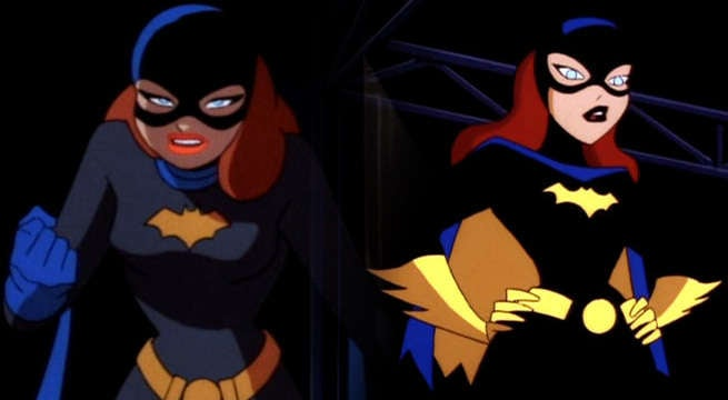 Batgirl Animated Series