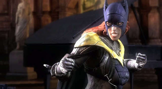 Batgirl-Injustice