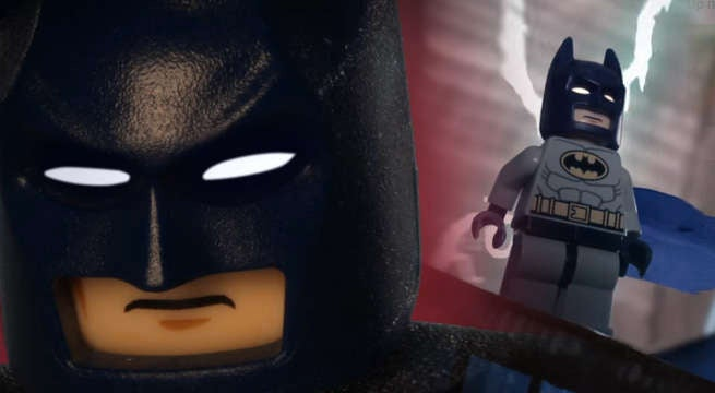 Batman Animated Series Lego