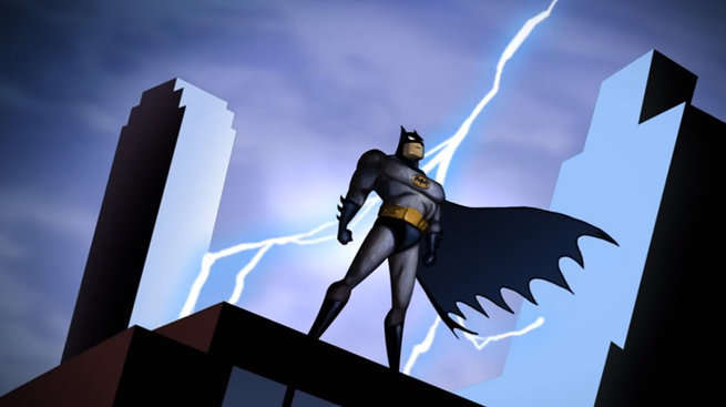 Batman Beyond Music