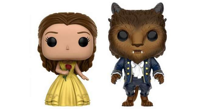 New Beauty & The Beast Funko POPs Revealed