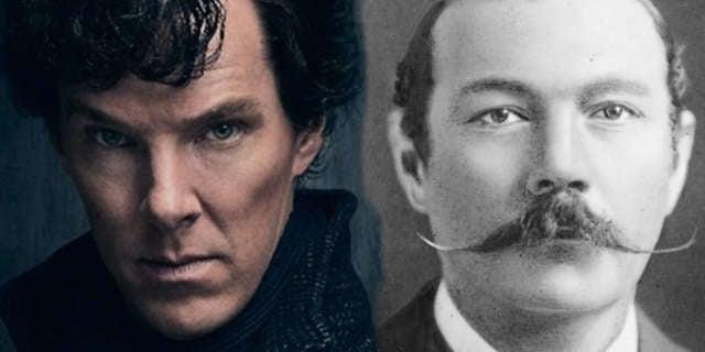 Benedict Cumberbatch Related to Sherlock Holmes Creator Sir Arthur Doyle Conan