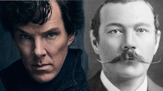 Benedict Cumberbatch is Directly Related to Sherlock Holmes Creator