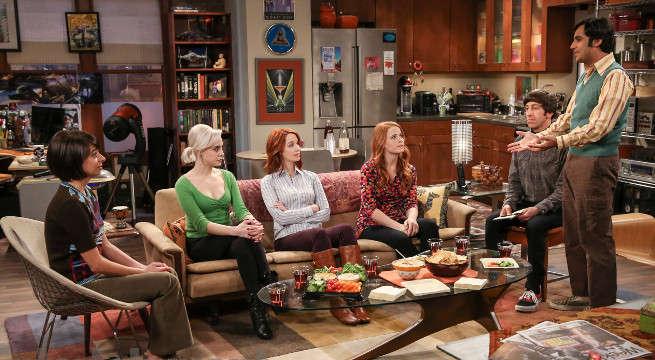 Big Bang Theory Raj Ex-Girlfriends