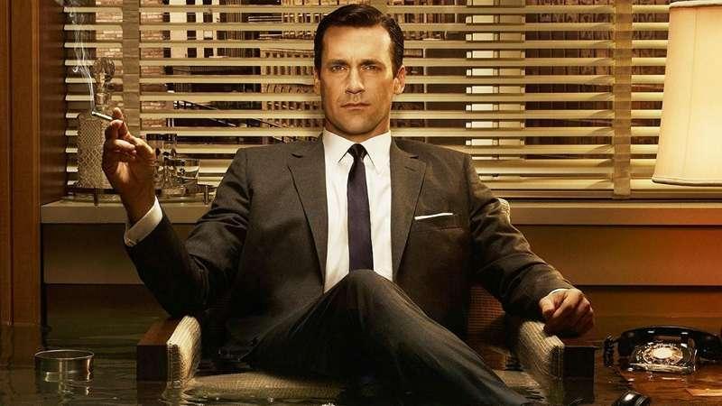 Bing watching ruined Network TV Advertising Mad Men