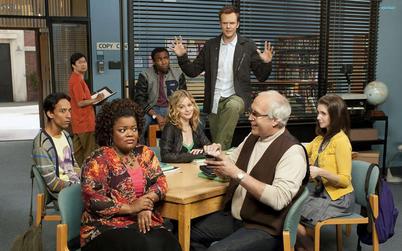 'Community' Coming to Netflix on Wednesday