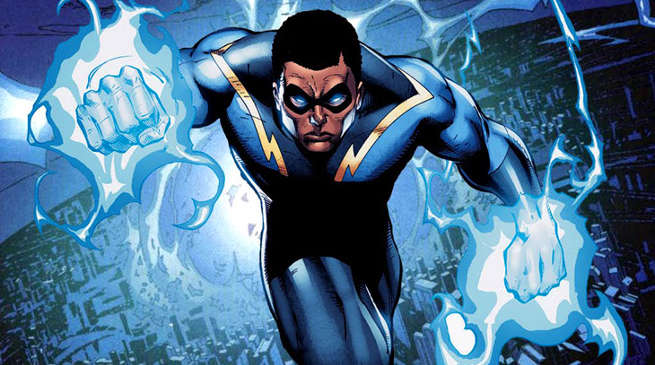 Black Lightning TV Series Starts Production Shooting 2017