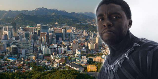 black panther shooting north korea