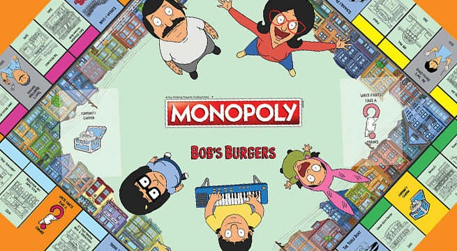 bob's burgers monopoly2