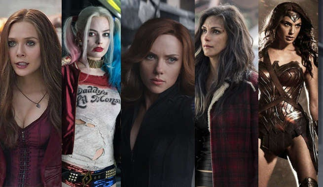 2016 ComicBook.com Movie Awards Vote: Best Comic Book Movie Actress