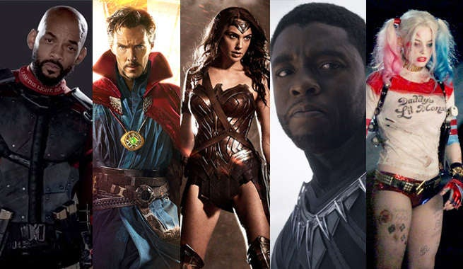 2016 ComicBook.com Movie Awards Vote: Best First Big Screen Appearance