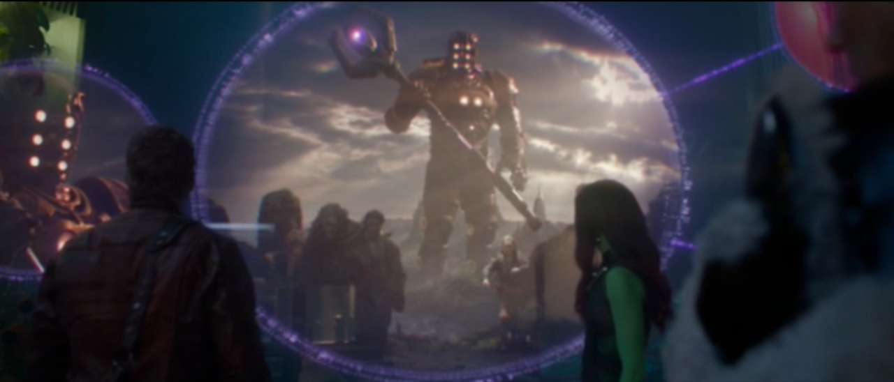 The Eternals: What Are Celestials?