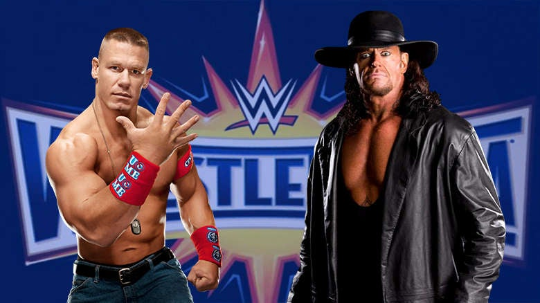 Cena v undertaker