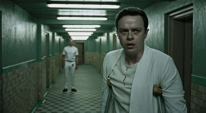dane dehaan a cure for wellness clip