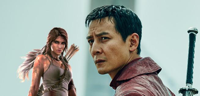 Into the Badland's Daniel Wu Joins Tomb Raider Reboot