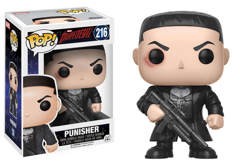 Daredevil Season 2 Punisher 1