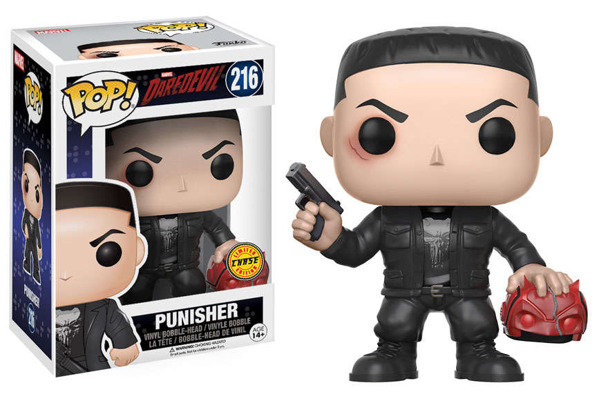 Daredevil Season 2 Punisher 2
