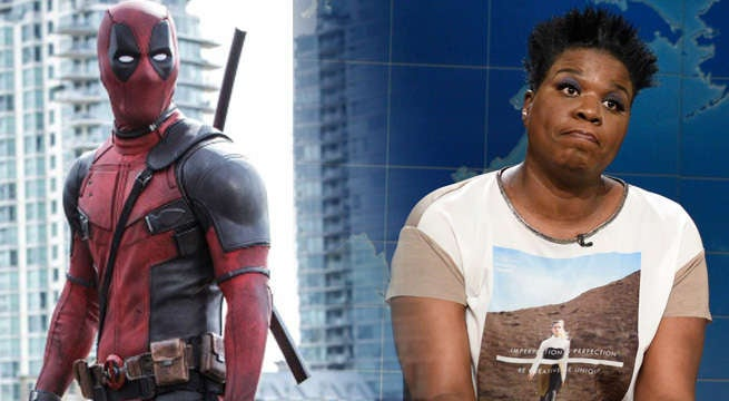 Deadpool Leslie Jones