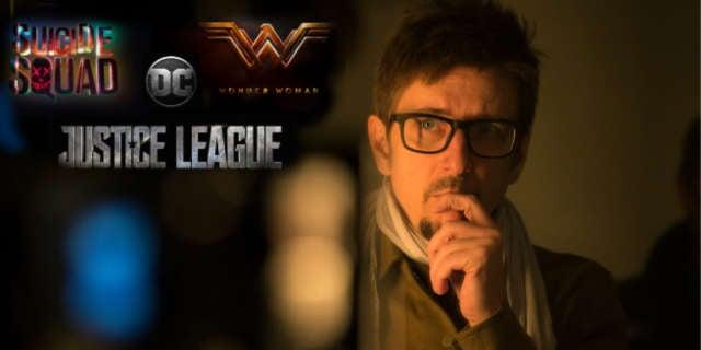 Doctor Strange Scott Derrickson DC Extended Universe Movies