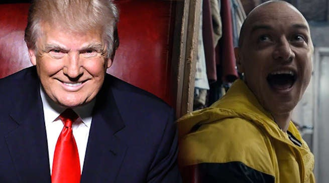 Donald Trump Stars in Split 2 Sequel