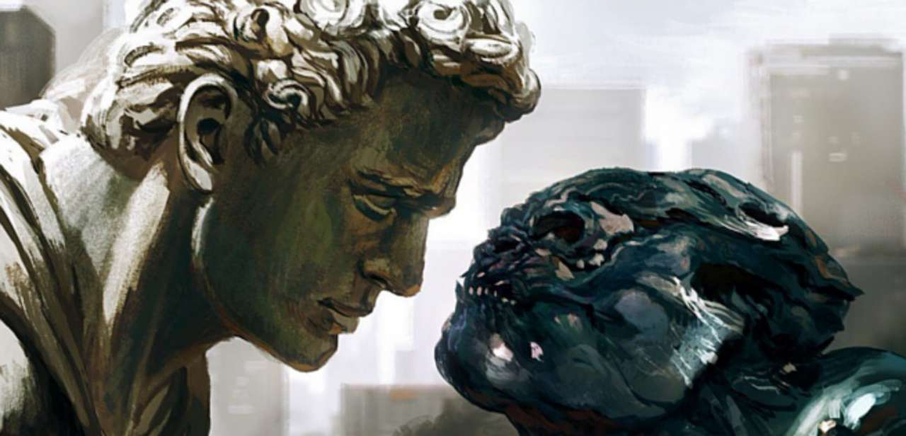 Awesome Batman V Superman Concept Art Featuring Doomsday