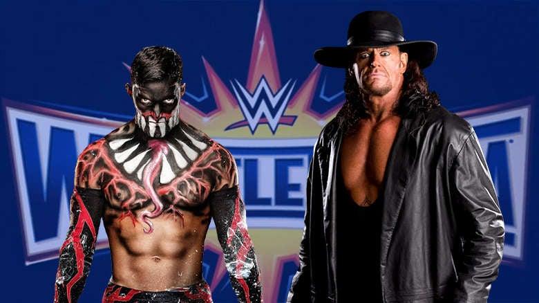 Finn Balor vs Undertaker
