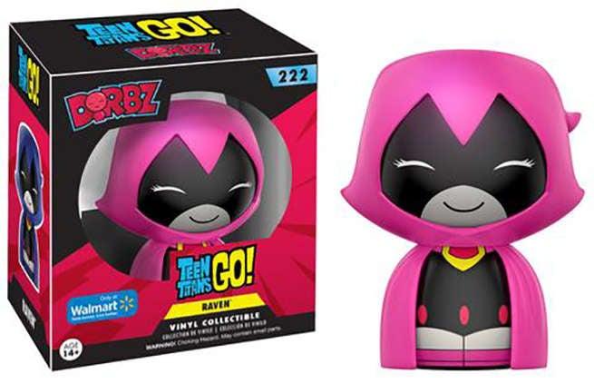 Funko-Teen-Titans-Go-Raven-Pink