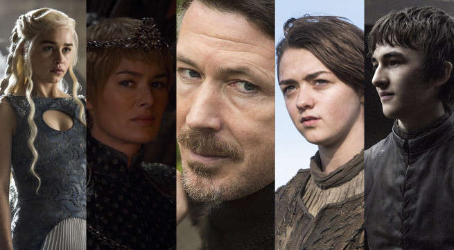 Game Of Thrones: Which Characters Have The Best Odds Of Dying?
