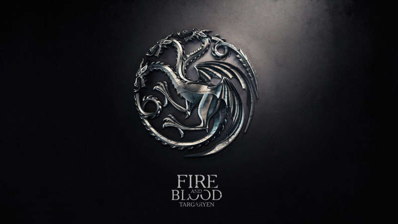 Game of Thrones Prequel Fire and Blood Targaryen