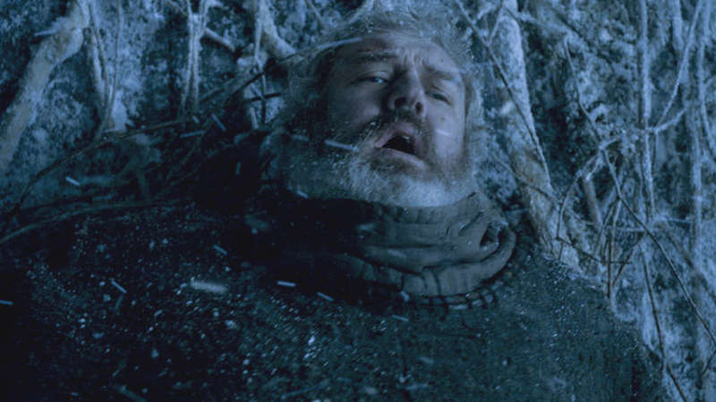 'Game of Thrones' Author George R.R. Martin Addresses Hodor's Ending in Next Book, 'The Winds of Winter'