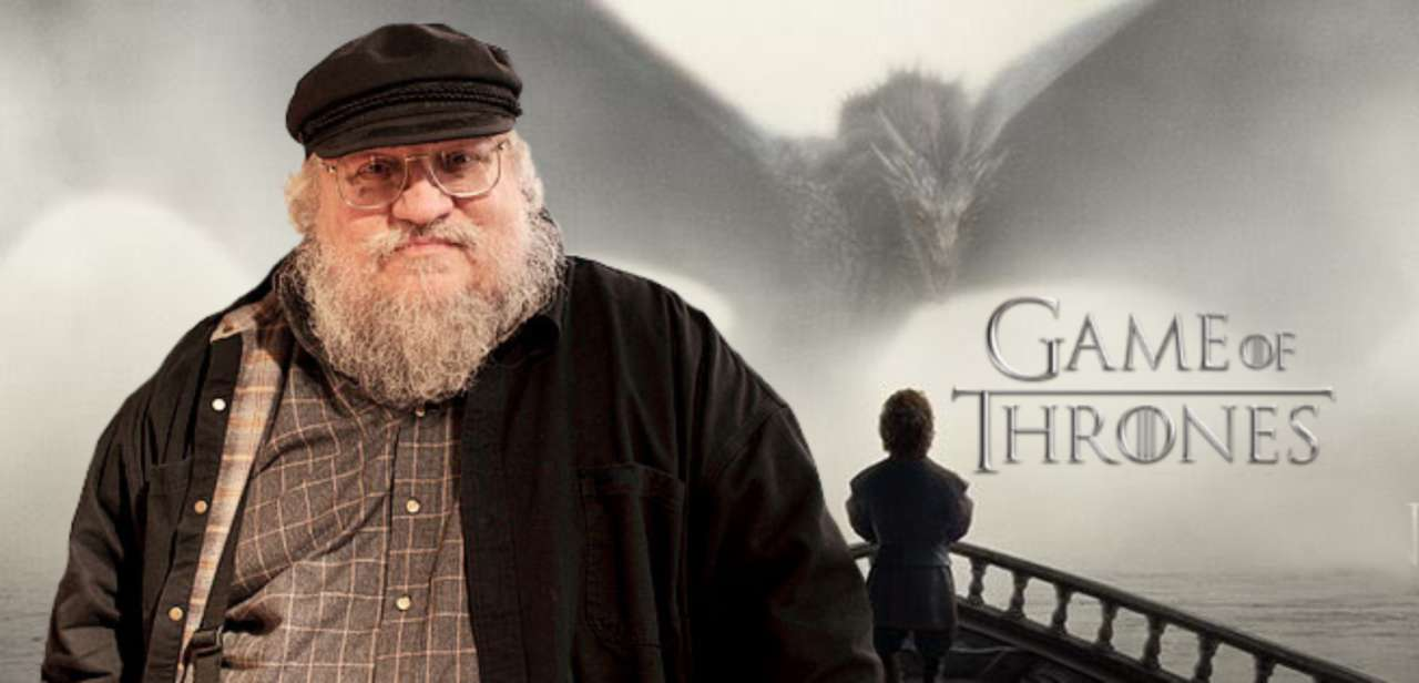 Image result for george rr martin game