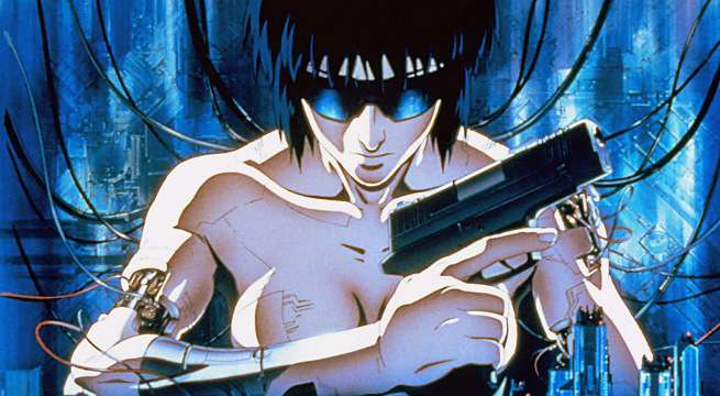 Ghost In The Shell Original Movie Returning To Theaters
