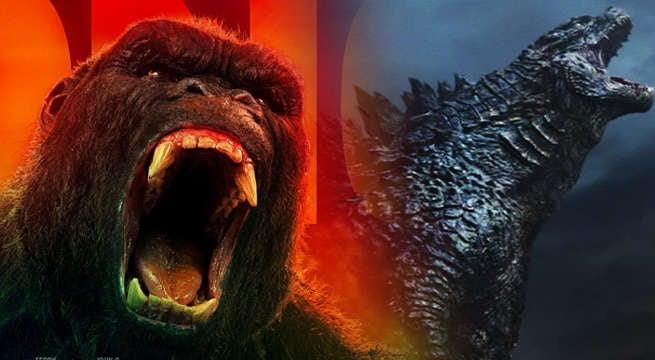 Godzilla-Kong
