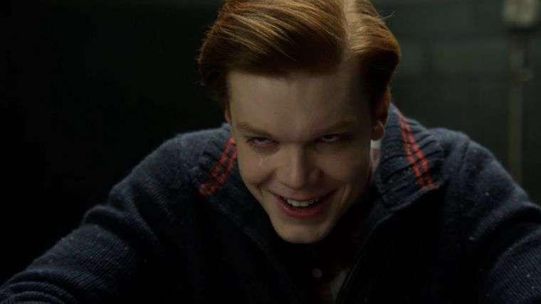 Gotham Jerome Laugh Cameron Monaghan