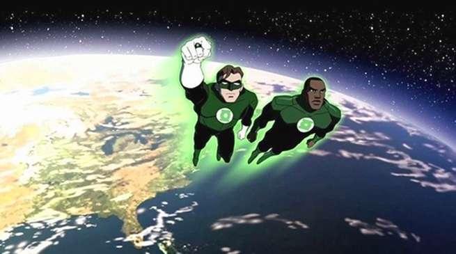 Green Lantern Corps Mystery Story Investigation