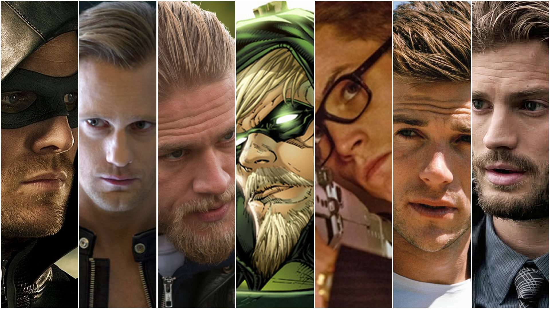 greenarrow actors