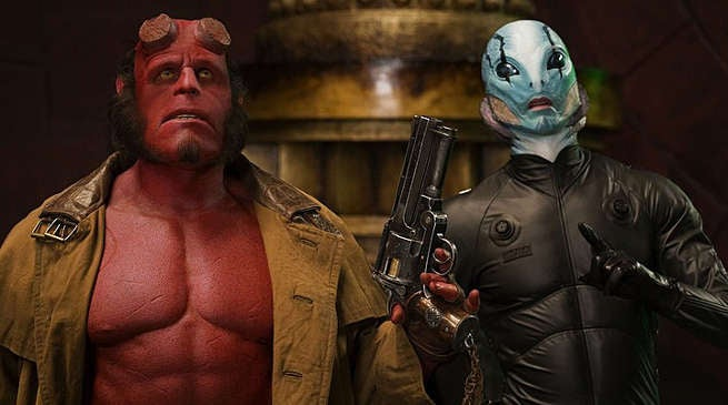 Guillermo del Toro Hellboy 3 Poll Update