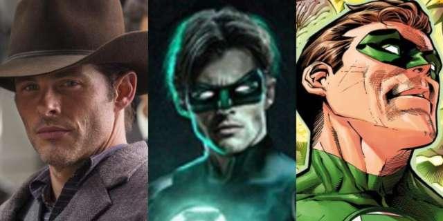 Hal Jordan Marsden