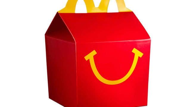 happy meal mcdonald's super mario