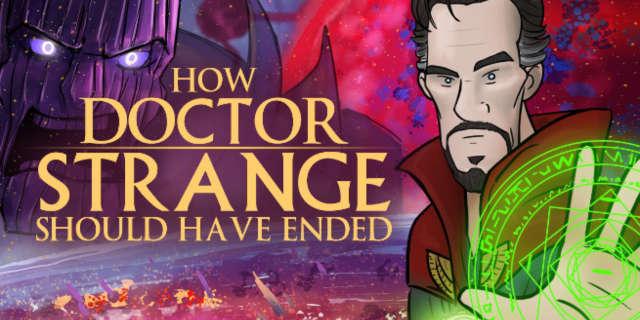 hishe doctor strange