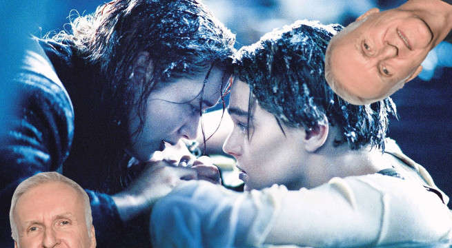 Titanic's James Cameron Settles Raft Debate Once And For All