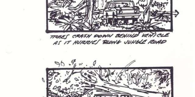Jurassic Park Storyboards_01