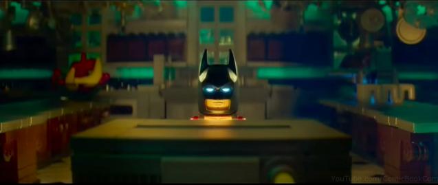 lego Batman microwave