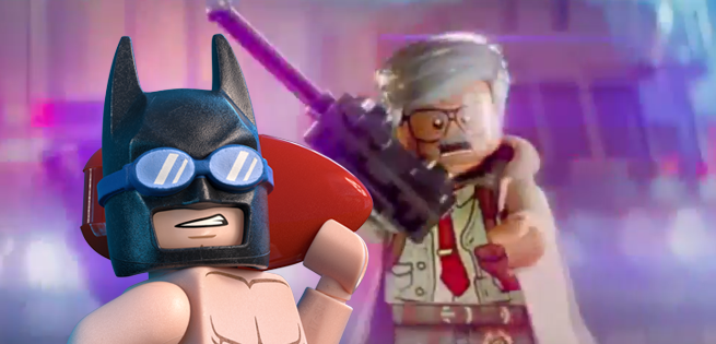 First Look at Commissioner Gordon in New LEGO Batman TV Spot