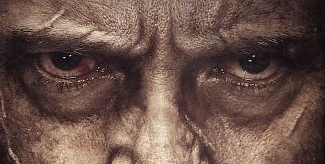 logan poster eyes