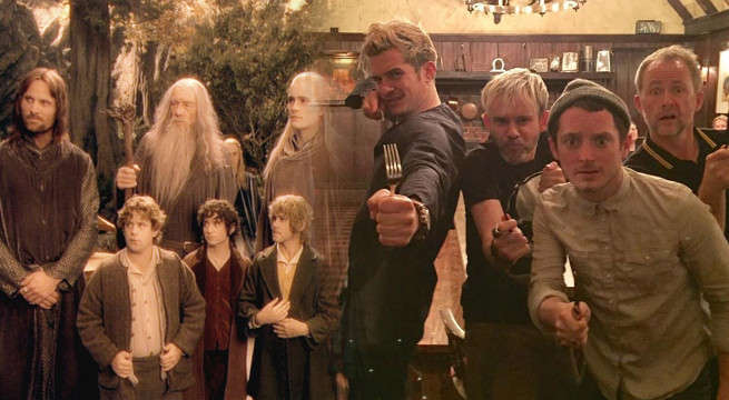 lord of the rings fellowship reunion 15th anniversary